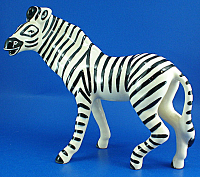 Robert Simmons Large Zebra Named Zig