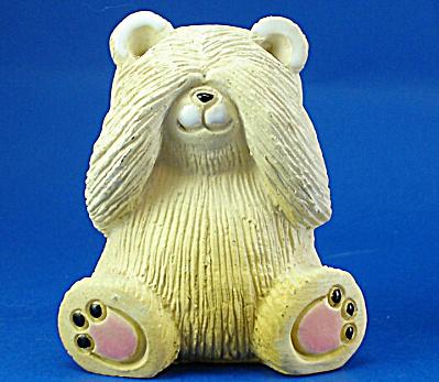 Artesania Rinconada Peek-a-Boo Bear (Image1)