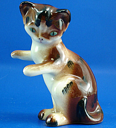 Robert Simmons Calico Playing Kitten (Image1)