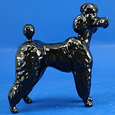 Beswick Black Poodle (Image1)