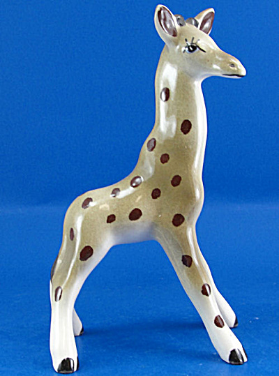 Robert Simmons Pottery Giraffe