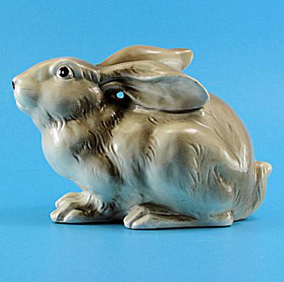 Small Brown Rabbit Bank (Image1)