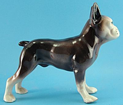 1940s Pottery Bull Terrier (Image1)