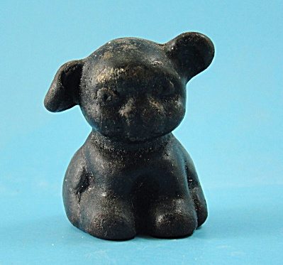 Cast Metal Miniature Bucki the Griswold Pup (Image1)