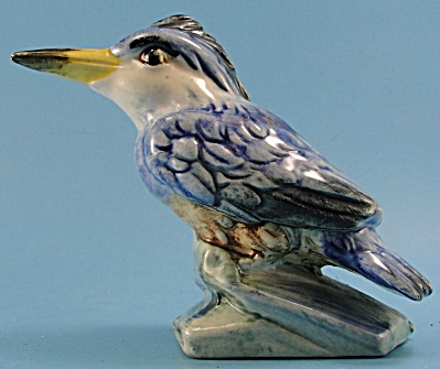 Stangl Pottery Kingfisher Bird 3406