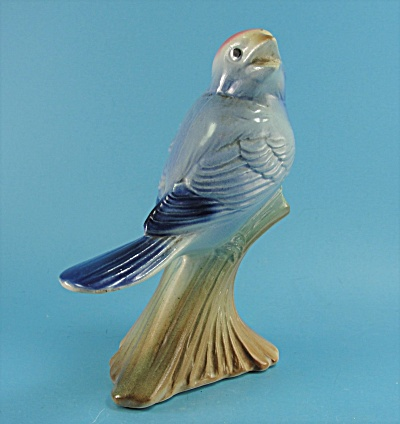 Royal Copley Blue Bird  (Image1)