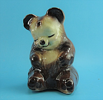 Walker Potters Bear (sitting Eyes Closed) (Image1)