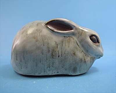 Grey Bunny Redware  (Image1)