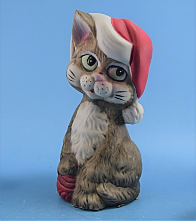 Jasco Cat Xmas Bell  (Image1)