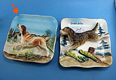 Napco Plaque Spaniel & Setter  (Image1)