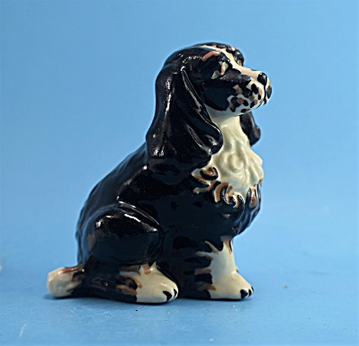 Ceramic Arts Studio Sitting Cocker Spaniel