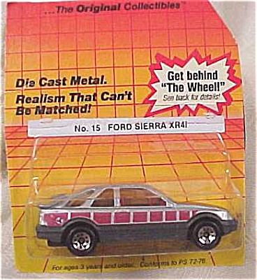 Matchbox #15 Ford Sierra XR41 (Image1)