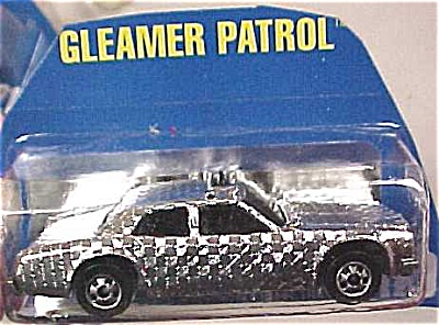 HotWheels #189 Gleamer Patrol Black Interior (Image1)