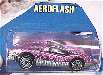 HotWheels #191 Aeroflash, UH (Image1)
