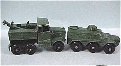 Matchbox MB54 & MB64 Army Vehicles (Image1)
