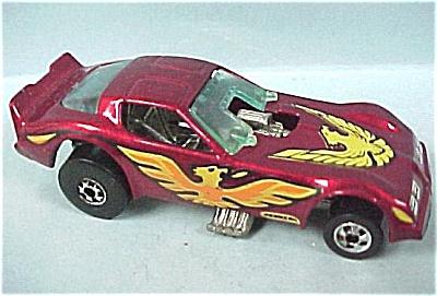 Hotwheels Firebird Funny Car (Image1)