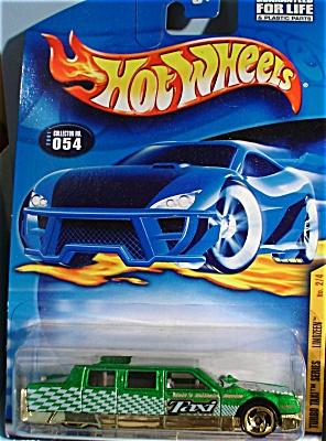 HotWheels 2001 Turbo Taxi Series Limozeen (Image1)