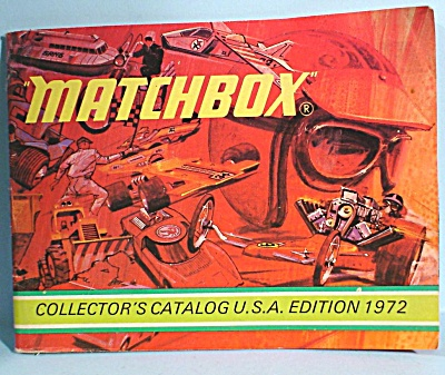 1972 Matchbox Collector's Catalog, US edition (Image1)