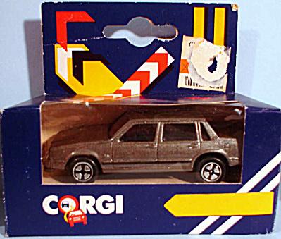 1980s Corgi Jr. Bronze 4 Door (Image1)