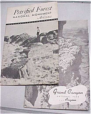 1940s Petrified Forest & Grand Canyon (Image1)