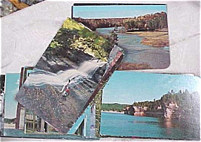 Water Related Scenic Postcard Lot (Image1)