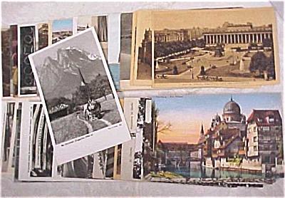 World Postcard Lot (Image1)