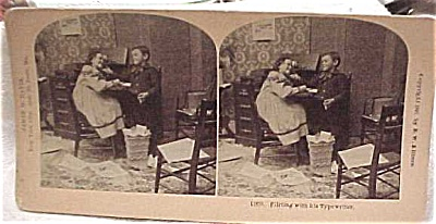 1897 B.W. Kilburn Stereoview #11670 Children (Image1)