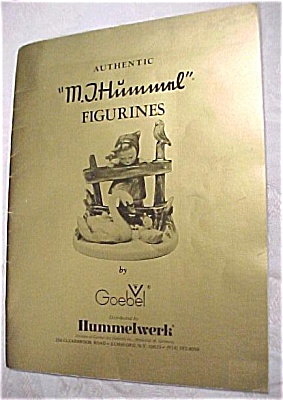 1978/1979 Hummel Catalog with 1979 Pricelist (Image1)