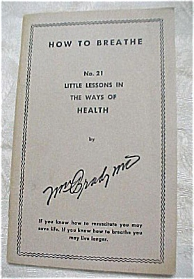 "''How To Breathe"" Booklet (Image1)"