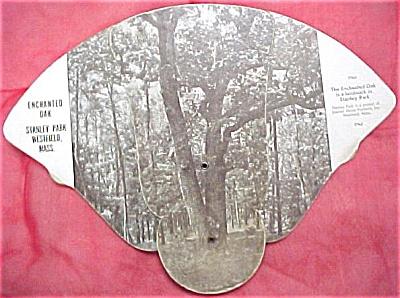1920s/1930s Souvenir Fan (Image1)