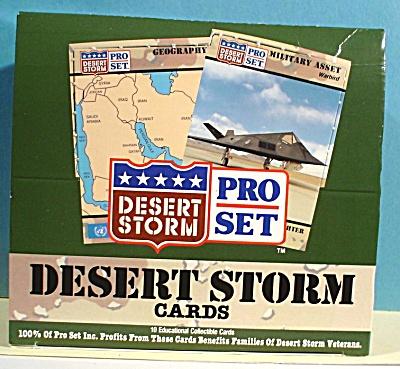 Desert Storm Cards (Image1)
