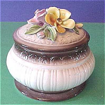 Capo di Monte Covered Trinket Bowl (Image1)