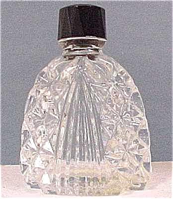 Vintage Cashmere Boutique Perfume Bottle (Image1)