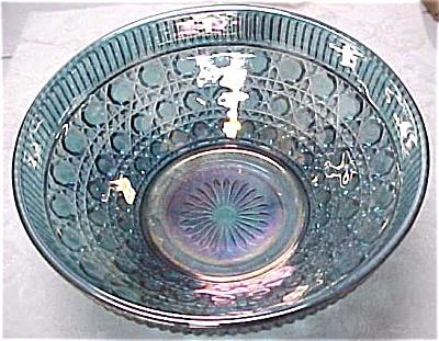 Large Carnival Glass Bowl (Image1)