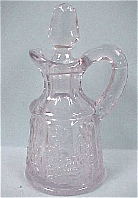 Westmoreland Glass Grape Vine Cruet (Image1)