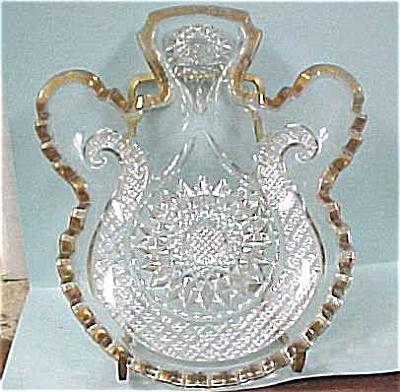 Clear Glass Relish Dish (Image1)