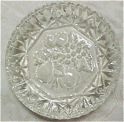 Imperial Pioneer Clear Glass Dish (Image1)