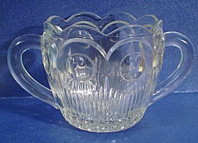 Glass Sugar Bowl (Image1)