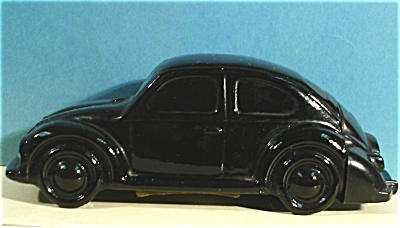Avon Empty Volkswagon Beetle Bottle
