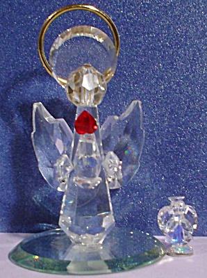 Miniature Crystal Angel and Tiny Angel (Image1)