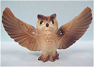 Hagen-Renaker Miniature Pa Owl (Image1)