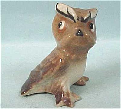 Hagen-Renaker Miniature Baby Owl (Image1)