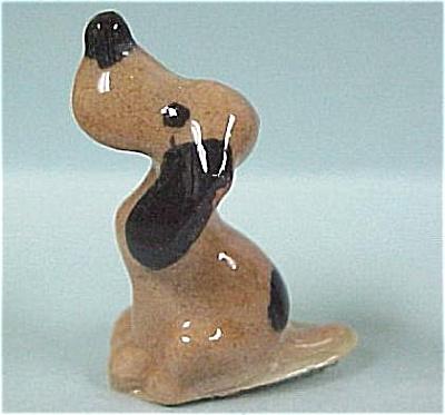 Hagen-Renaker Miniature Hound Dog (Image1)