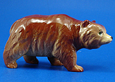 Hagen-renaker Miniature Grizzly Bear