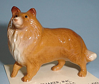 Hagen-renaker Miniature Collie