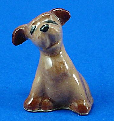 Hagen-Renaker Miniature Terrier Puppy (Image1)