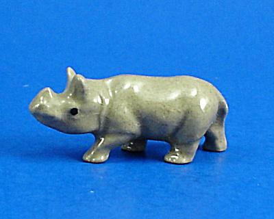 Hagen-Renaker Tiny Rhino Baby (Image1)