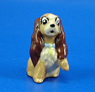 Hagen-Renaker Miniature Disney Dog Lady (Image1)