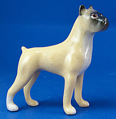 Hagen-renaker Miniature Early Boxer