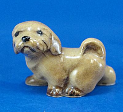 Hagen-Renaker Miniature Lhaso Apso Puppy (Image1)